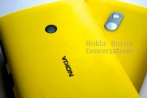 У Nokia Lumia 520 отсутствует фронтальная камера