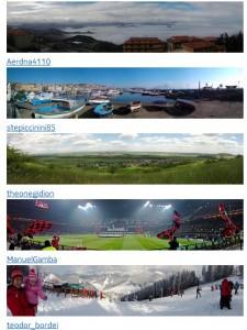 Скриншот с Nokia Conversations