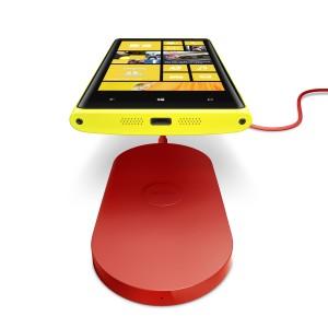 Nokia Lumia 920 беспроводная зарядка