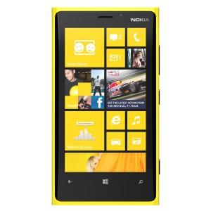 Nokia Lumia 920 рабочий стол