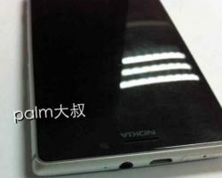 В сеть попали первые снимки смартфона Nokia Lumia Catwalk