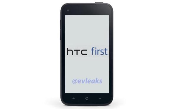 Facebook-смартфон производства HTC. Возможный внешний вид