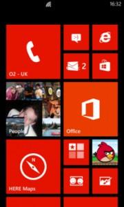 Nokia Lumia 720 - дисплей