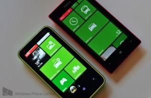 Nokia Lumia 620 и Nokia Lumia 520: HERE Drive+ и HERE Drive