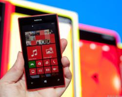 Nokia выпустит 5-дюймовый Windows Phone фаблет Lumia.