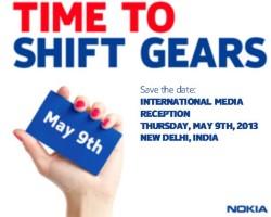 Nokia рассылает приглашения на пресс-конференцию в Индии