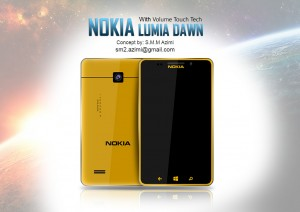Nokia Lumia Dawn