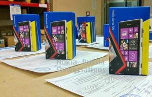 Nokia Lumia 720 на складе Nokia Россия