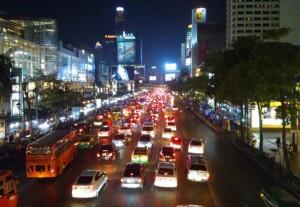 Ночной Бангкок (Janne Huhtanen)