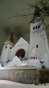 Кафедральный собор в г. Тампере (Финляндия, фото Anne K.)