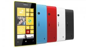 Nokia Lumia 520 - расцветки