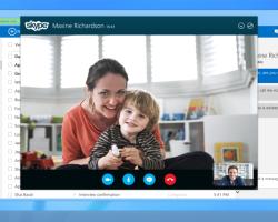 Аудио- и видеосвязь Skype теперь работают в браузере