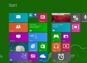 Windows Blue (Windows 8.1): скриншот