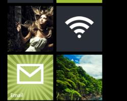 Как сделать стартовый экран Windows Phone необычным?