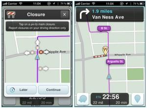 Waze на Android
