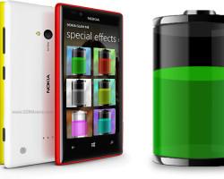 Nokia Lumia 720: детальный тест батареи
