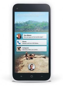 """Фейсбукофон"" HTC First - интерфейс"
