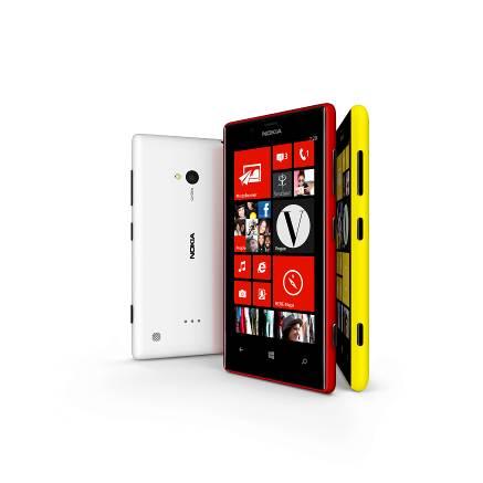 Nokia Lumia 720 в России: цена - 14 990 рублей, дата выхода - 12 апреля. Фото Nokia