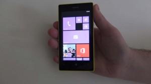 Nokia Lumia 520 - дисплей
