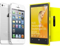 Чем Lumia 920 лучше iPhone 5?