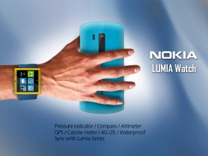 Nokia Lumia Watch