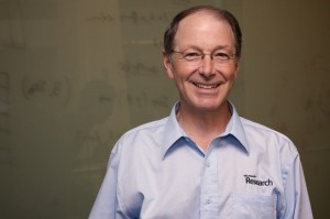 Глава исследовательского подразделения Microsoft Research Рик Рашид