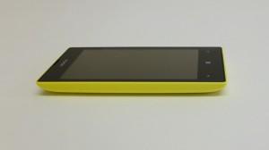Nokia Lumia 520 - вид сбоку