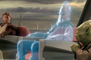 """Кадр из фильма """"Звездные Войны. Эпизод III: Месть Ситхов"""""""