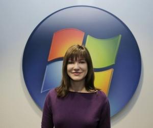 Джули Ларсон-Грин, Microsoft
