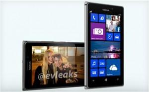 Nokia Lumia 925: фото!