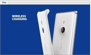 Беспроводная зарядка - аксессуар для Nokia Lumia 925