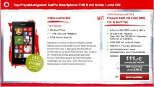 T-Mobile Germany продает Nokia Lumia 520 всего за €111
