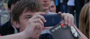 HTC 8S: реклама KIA pro_cee'd и встреча Саши Грей