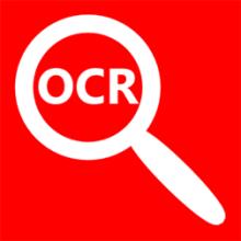 Text Recognizer— приложение для распознавания текста бумажных документов