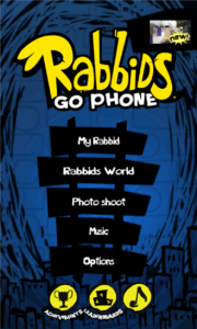 Rabbids Go Phone