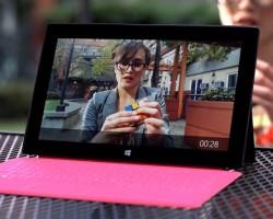 Слухи: в июне будут анонсированы планшеты Microsoft Surface второго поколения
