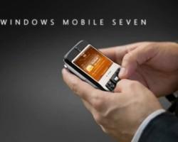 Концепт Windows Mobile 7 от дизайнеров Microsoft