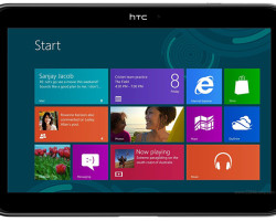 Слухи: HTC планирует выпустить этой осенью два планшета на базе Windows RT