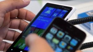 Nokia Lumia и iPhone
