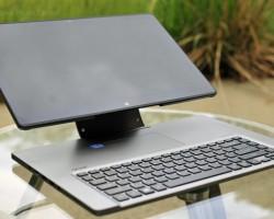 Acer Aspire R7 — знакомство с самим необычным Windows 8-ноутбуком года