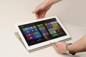 13-дюймовый гибридный планшет Sony