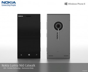 Nokia Lumia 960 Catwalk