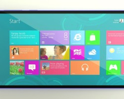 Концепт планшета Nokia Tana