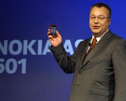 Стивен Элоп рассказал о Nokia Asha 501