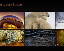 Bing mylockscreen— приложение для установки фотографий Bing настраницу блокировки Windows 8/RT