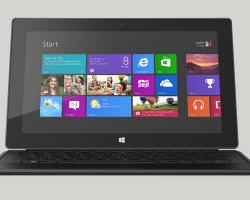 Microsoft Surface второго поколения может появиться в следующем месяце