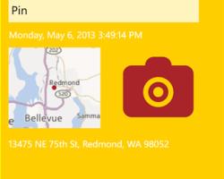 1TapPin — приложение для отметки мест на карте