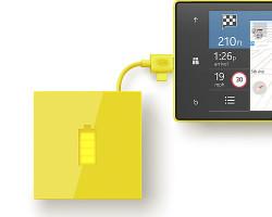 Nokia DС-18: зарядка в виде 'живой плитки'