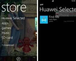 Huawei добавил в маркет Windows Phone собственную коллекцию приложений