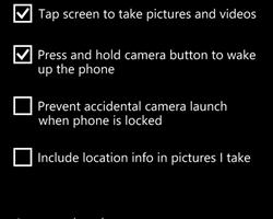 В SkyDrive можно автоматически сохранять фотографии и видео в полном разрешении